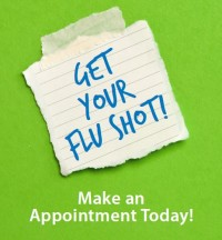 Flu shot - website